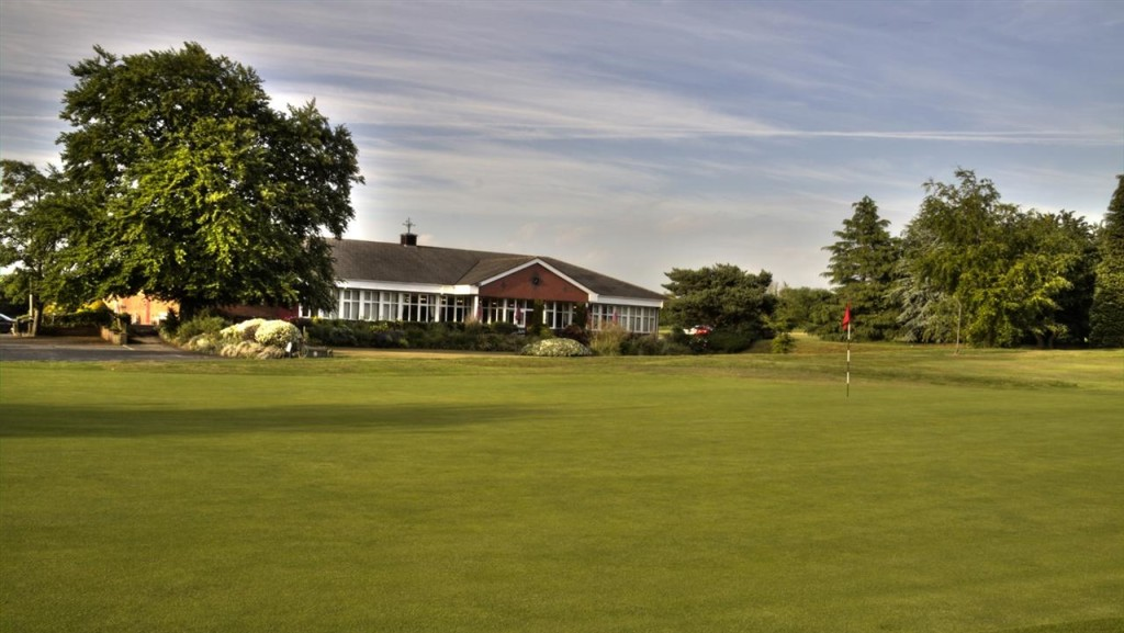 Summer Series Event at Crewe GC     15/4/19